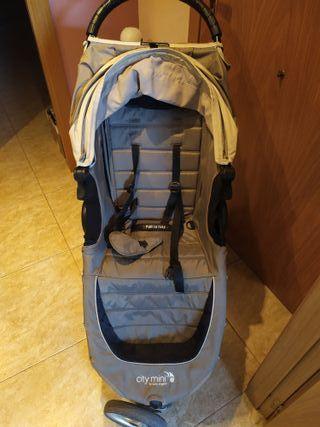 Silla de paseo Baby jogger 3 ruedas