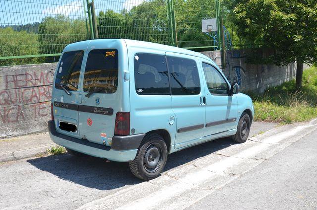 Citroen Berlingo 2006 Camper