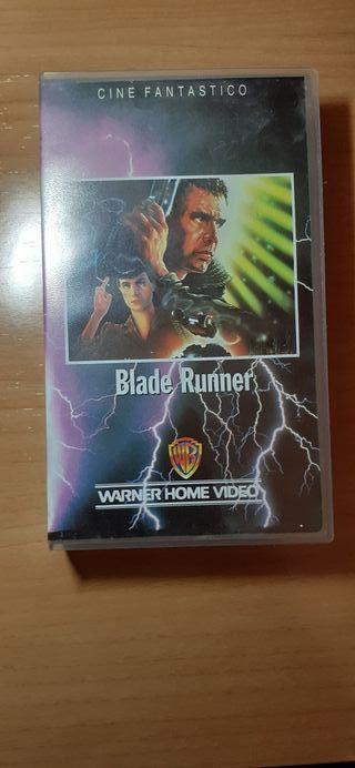 PELÍCULA VHS BLADE RUNNER