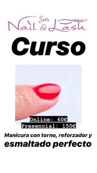 CURSO PERFECCIONAMIENTO REFUERZO UÑA NATURAL