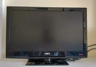 "TV LED 28"" OKI + Mando"