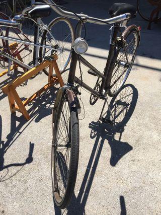 Bicicleta de paseo Mercury