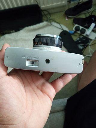 olympus trip 35 rare film camrea