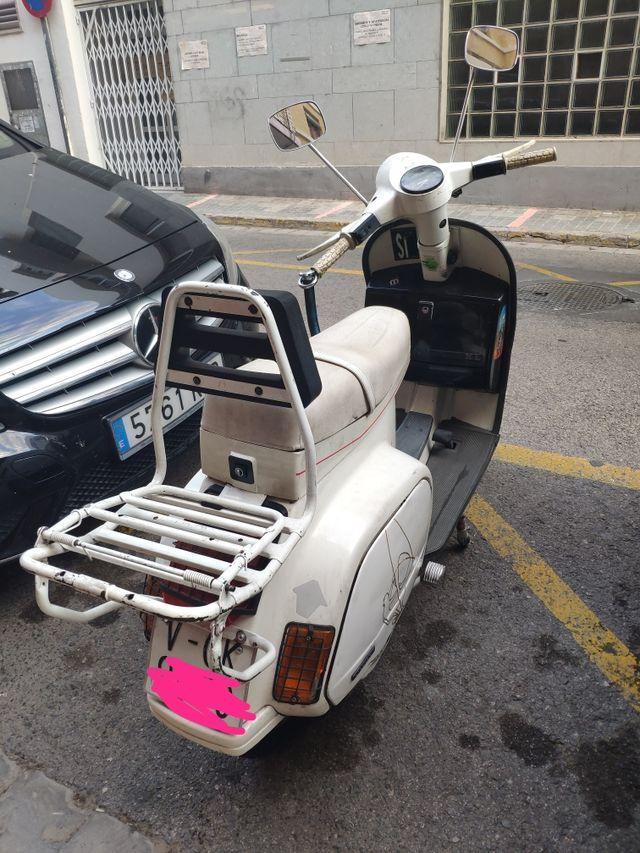 vespa PK xl 75 cc