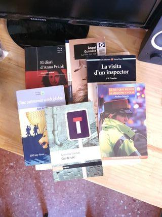 [Catala] Libros de lectura en catalan