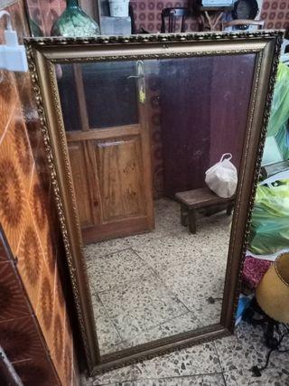 espejo de pasillo