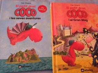 2 Libros lectura infantil