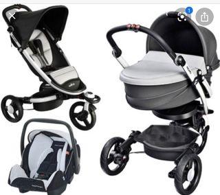 Cochecito de bebe babyzen by Recaro