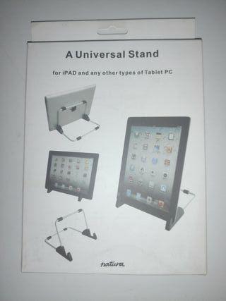 Soporte para tablet o Ipad