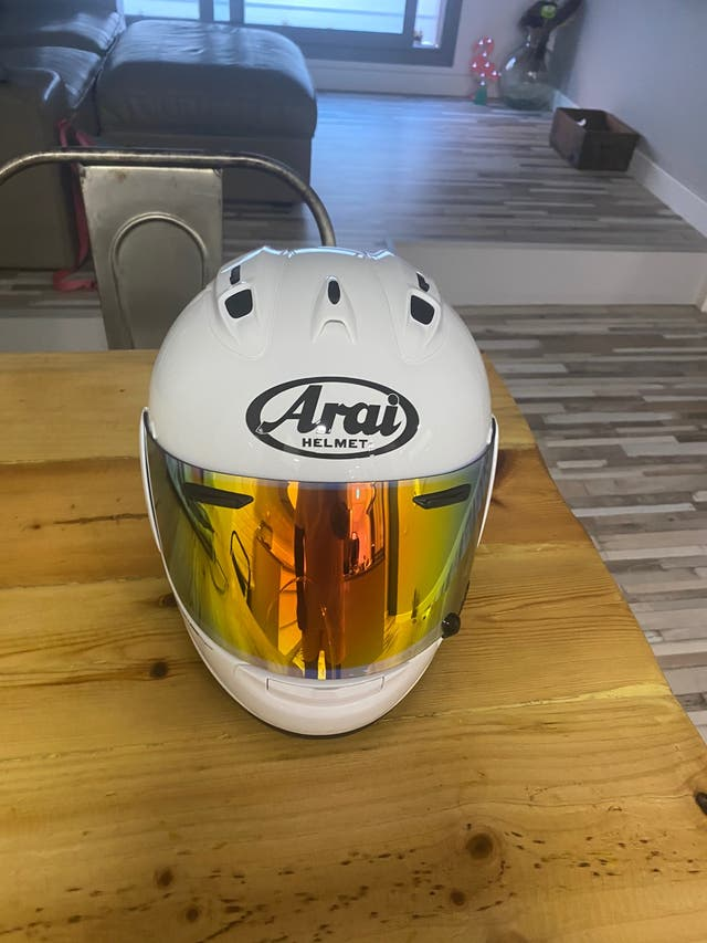 Arai rx7v Racing
