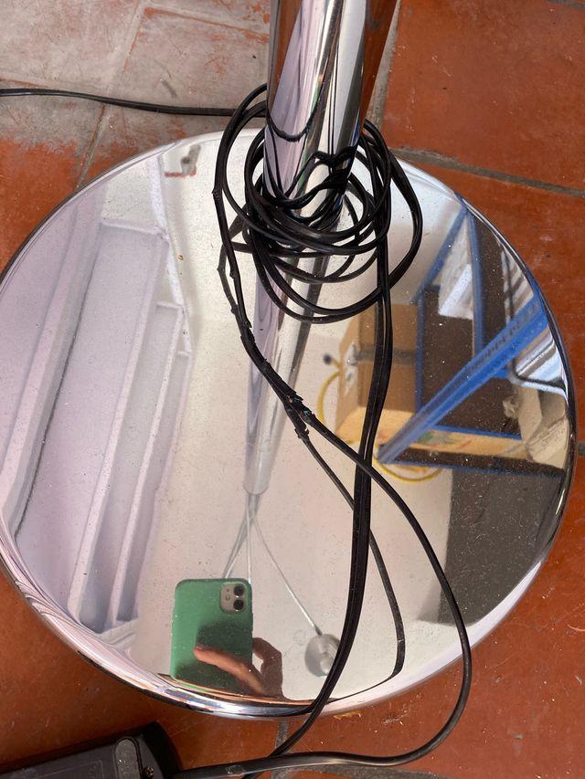 Lámpara de diseño estilo retro
