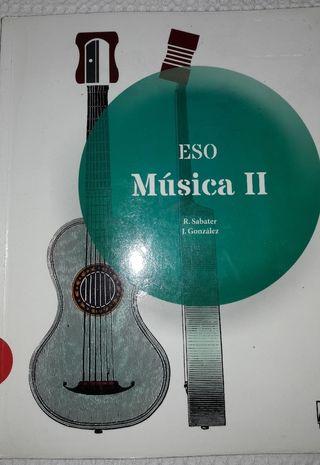 Música II ISBN 9788430790104