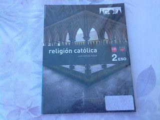 Religión católica 2 ESO Sm proyecto agora