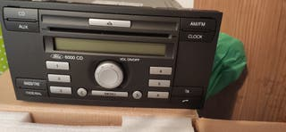 radio original 6000 CD furgoneta Ford Transit