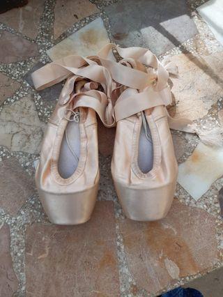 Puntas balet