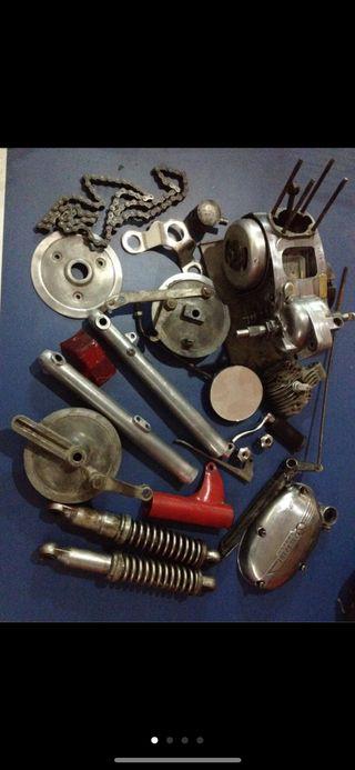 Recanvis derbi paleta 49cc 1963