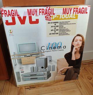 Home Cinema JVC System Pack CP-100 AL