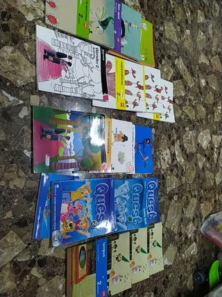 libros segundo primaria SM