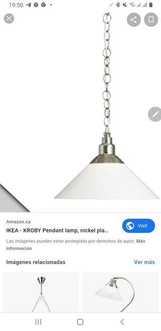 lamparas Ikea modernas