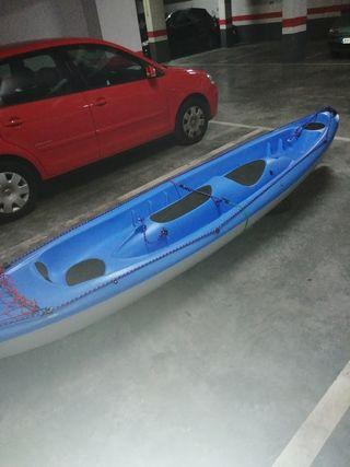 kayak tobago