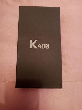 telefono lg K 40S