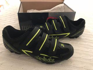 Zapatillas mtb spiuk gemma (nuevo con etiquetas)