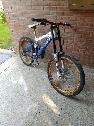 bicicleta doble Giant