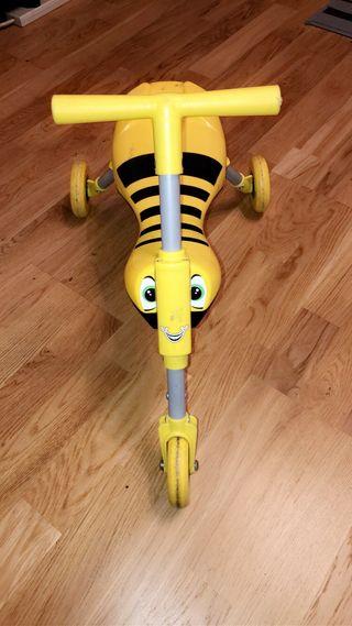 Scuttlebug bumblebee ride