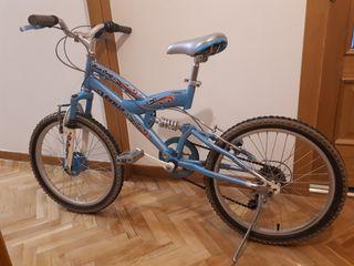 Bicicleta Infantil 24 pulgadas 7 Marchas