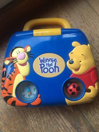 Ordenador de juguete Winnie the Pooh