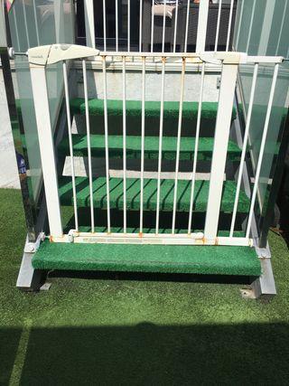 Barreras de seguridad para peques