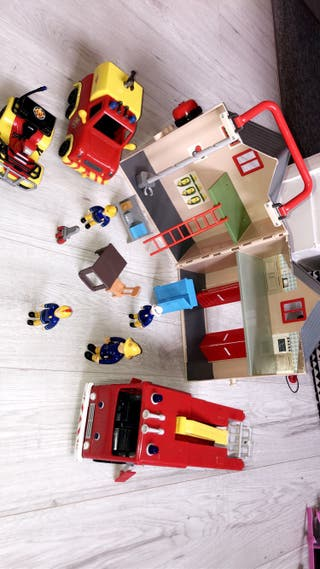 Fireman Sam full set collection