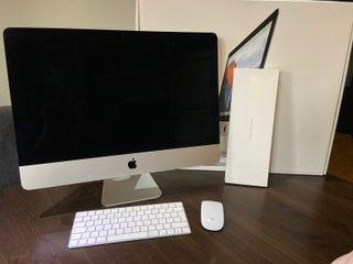 iMac 21.5 de 2015 + disco SSD + teclado + ratón