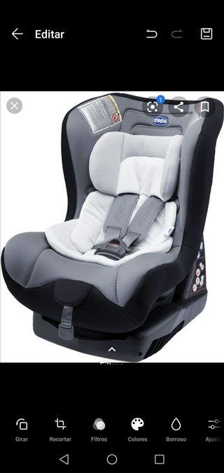 silla de coche marka chicco casi ni uso