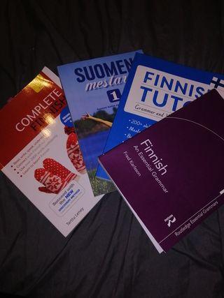 Aprèn Finès / Aprende Finlandés