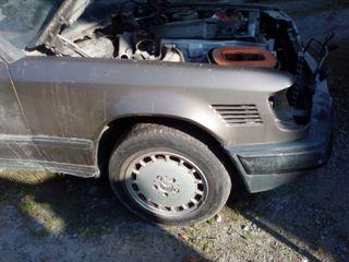 Despiece de mercedes W124 300 Turbo diésel 4X4
