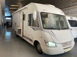 Autocaravana Integral Frankia Confort Class