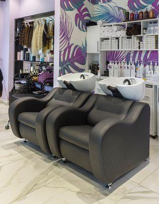 Lavacabezas de peluquería Onda