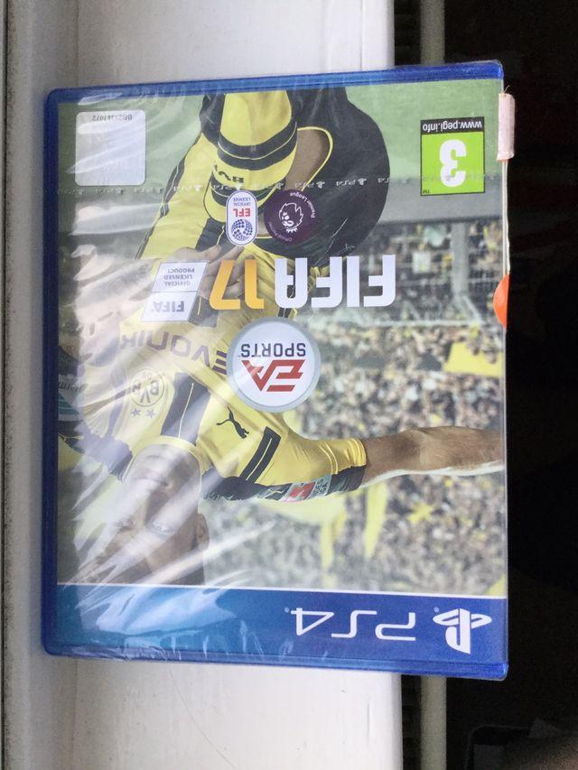 FIFA 17 (Sony PlayStation 4, 2016)