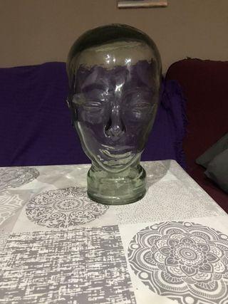 cabeza maniquí