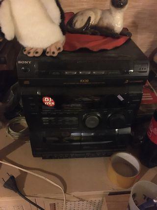 Cadena Sony RX30