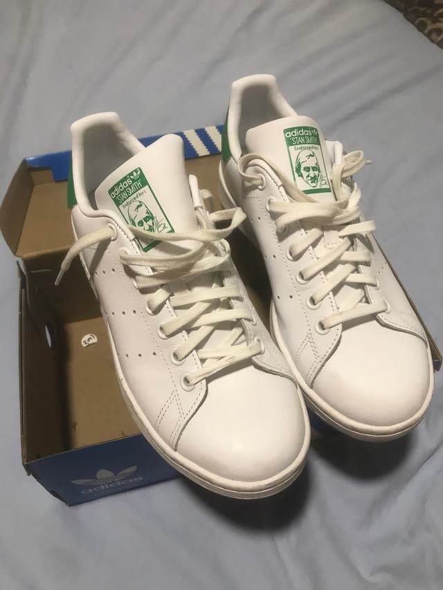 Zapatillas Adidas Stan Smith J