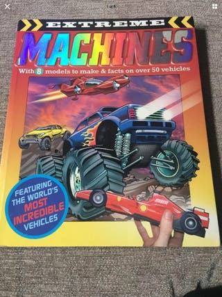Extreme Machines by Bonnier Books Ltd 2008