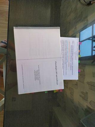 psicología del aprendizaje UNED