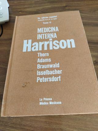 libro, medicina interna