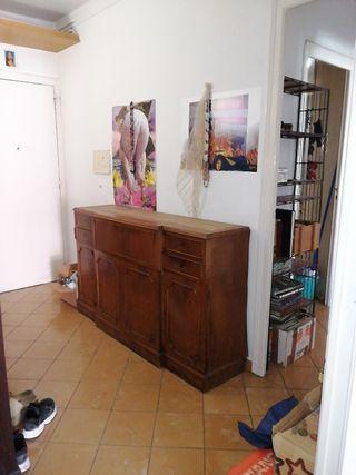 mueble antiguo escritorio cómoda