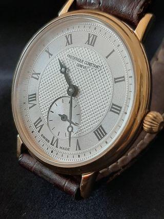 Reloj Frederique Constant mujer.