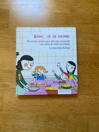 Libros de cocina para cocinar con niños