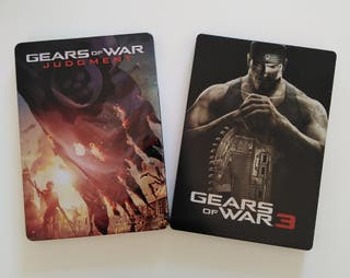 Steel books Gears of War