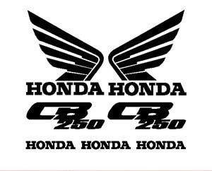 Pegatinas Honda CB 250